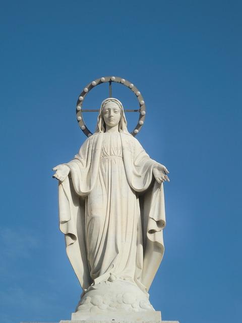 Kristen tro – Jomfru Maria