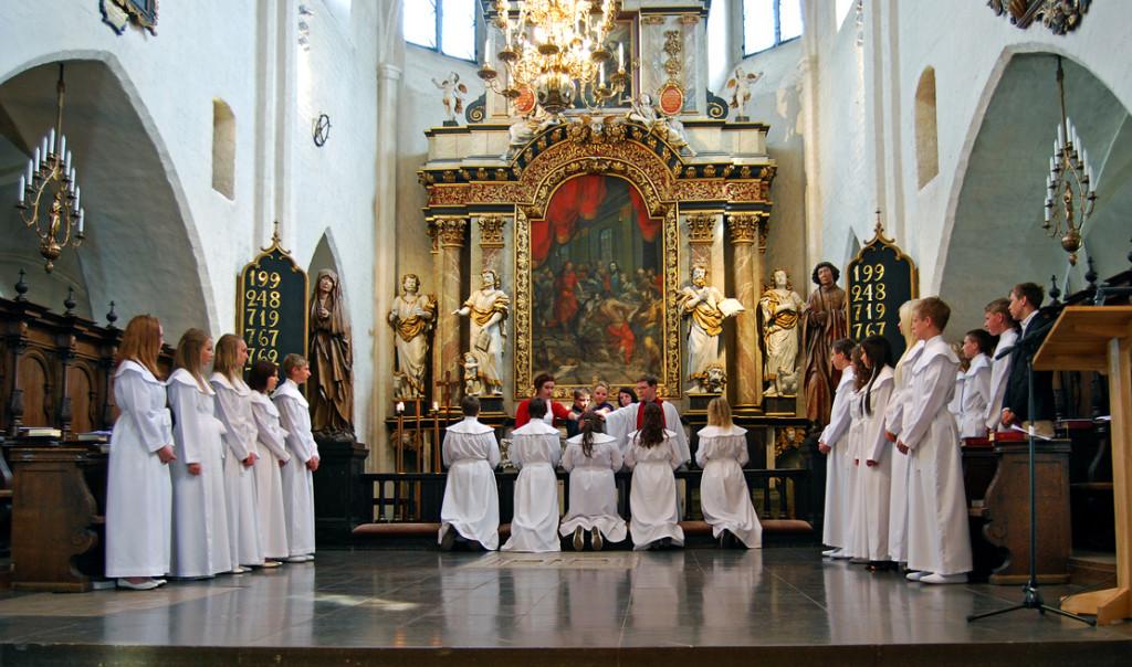konfirmasjon-i-kirken