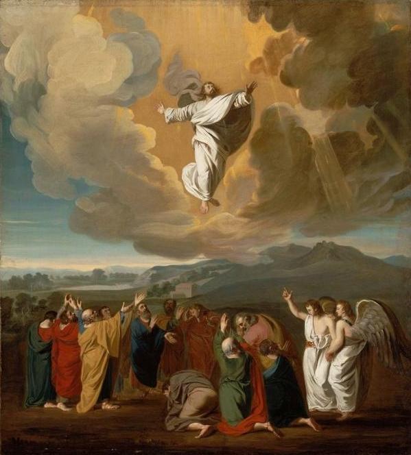 kristi-himmelfartsdag
