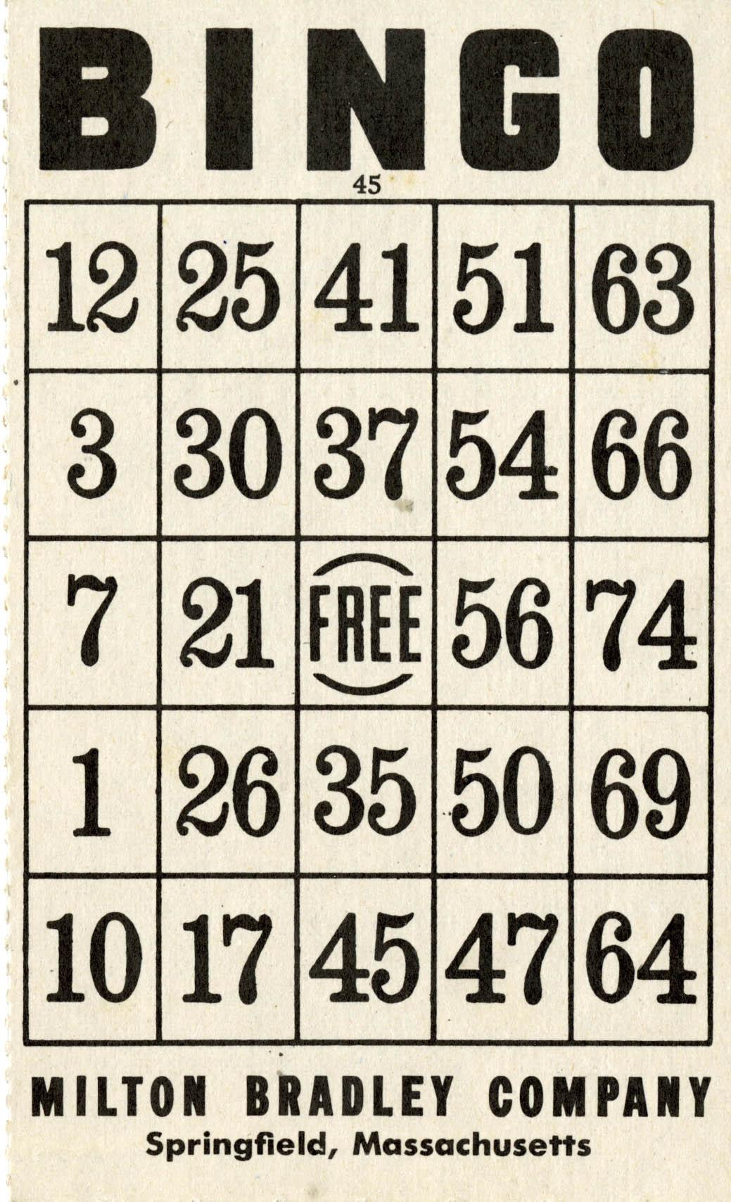Bingo i kirken
