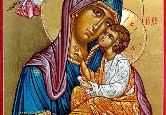 Ulike syn på den ortodokse kristendommens bruk av ikoner