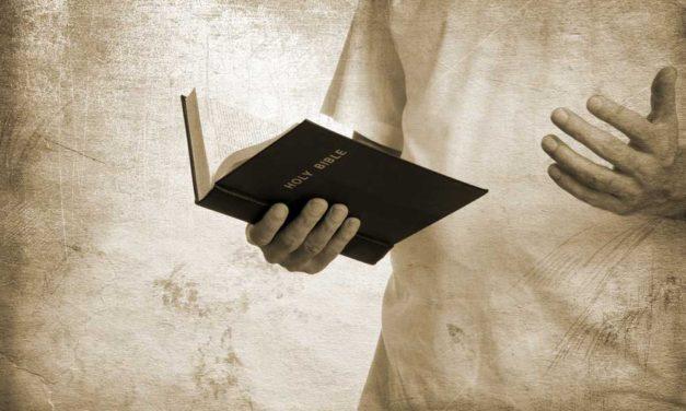 Viktige forhold for den protestantiske tro