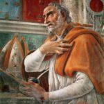 Kristne kirkefedre; Augustin