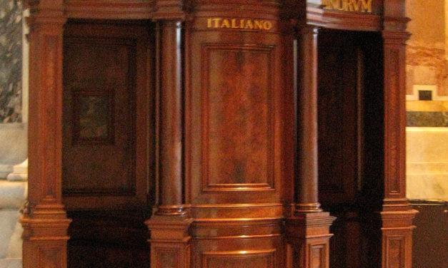 Katolisismens sakrament: Skriftemål
