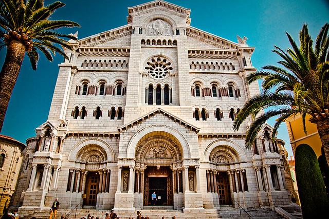 Kirker og katedraler i Monaco