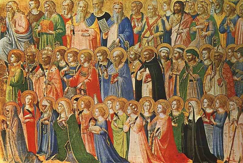 Kristen tro – Gud, Jesus og helgenene