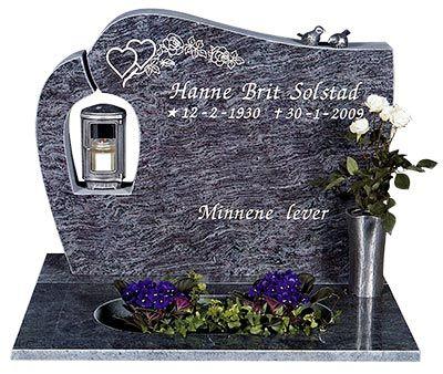Vedlikehold og servicearbeid på gravmonumenter på kirkegårder