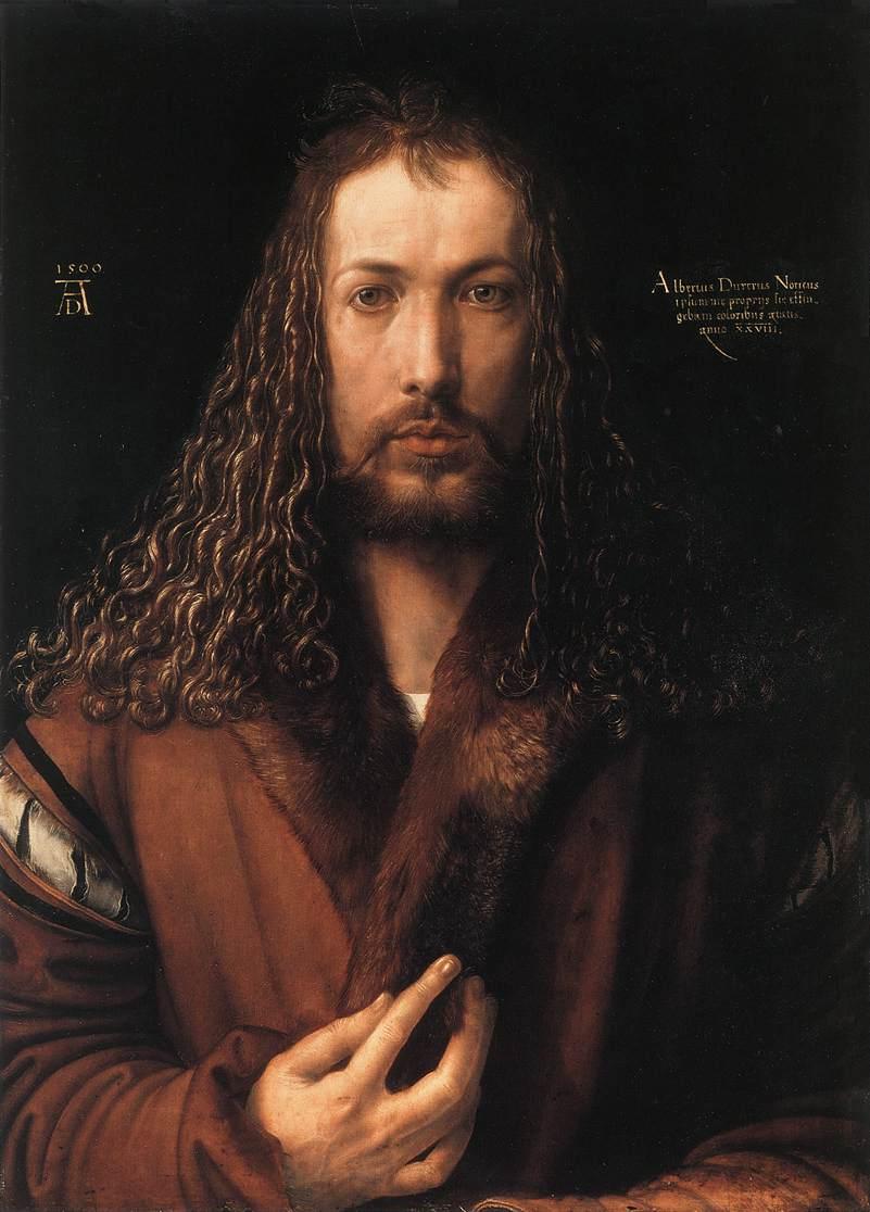 Kristendommen i Albrecht Dürer arbeider