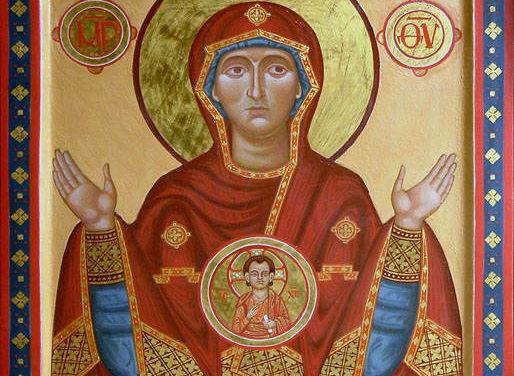 Ikonenes betydning i kristendommen