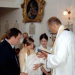 Katolisismens sakrament dåpen