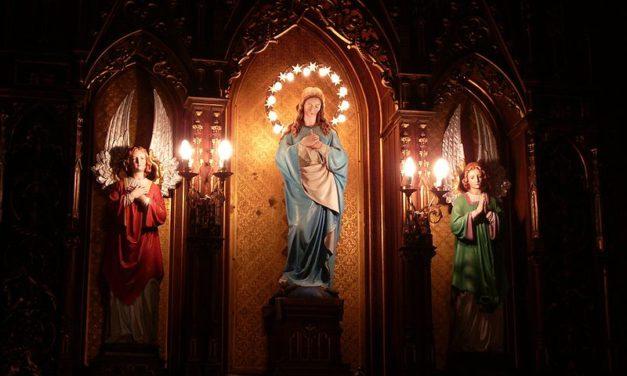 Litt om den katolske troslæren