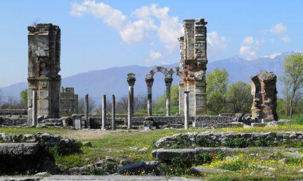 Kristendommens bygninger; basilika
