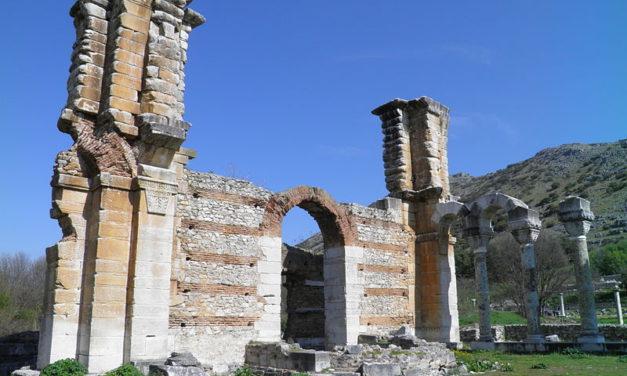Basilikaen – en av kristendommens første bygningstyper