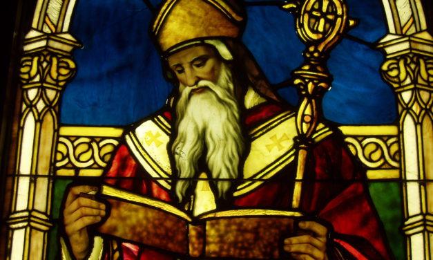 """Augustin – bakgrunn for hans omvendelse og """"Gudestaten"""""""